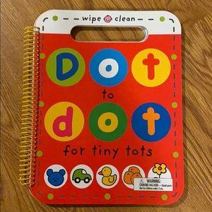 Dot  To Dot drawing book
